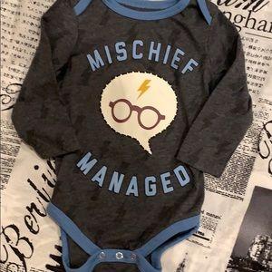Harry Potter onesie
